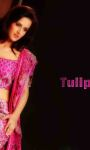 Tulip Joshi LWP screenshot 2/6