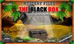Free Hidden Object Games - The Black Box screenshot 1/4