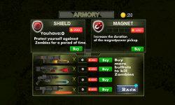 Army Infantryman and Zombie screenshot 4/4
