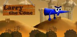 Larry the cone - Free screenshot 1/3