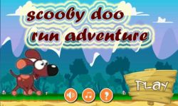 Scooby Doo Run Adventure screenshot 1/5