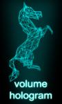 Hologram horse simulator screenshot 1/3