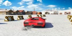 Car Parking Winter 3D screenshot 2/4