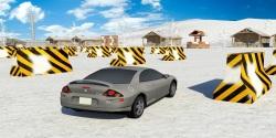 Car Parking Winter 3D screenshot 3/4