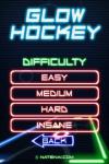 Glowing Ice Hockey screenshot 3/5
