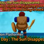 One Day  The Sun Disappeared screenshot 1/3
