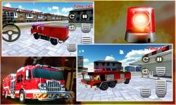 911 fire rescue truck 2016 3d screenshot 2/5