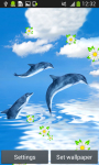 Dolphins Live Wallpapers Free screenshot 3/6
