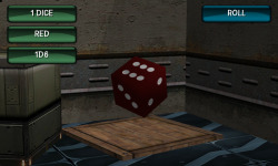 Dices Shaker 3D screenshot 1/5