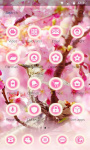 Sakura Theme - Cherry Flower screenshot 5/6