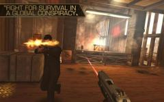 Deus Ex The Fall original screenshot 1/6