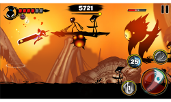 Stickman Revenge 3 screenshot 3/6