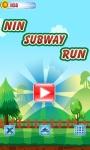 Nin Subway Run screenshot 1/6