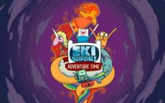 Ski Safari Adventure Time exclusive screenshot 2/6