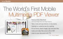 ezPDF Reader PDF Annotate Form great screenshot 4/5