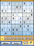 Sensible Sudoku for UIQ screenshot 1/1