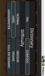 Scrabble Word Game Bingle DEMO screenshot 6/6