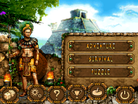 Treasures of Montezuma 2-Full Free screenshot 1/6
