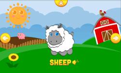 Funny animals for babies Full screenshot 1/4