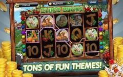Jackpot Slots - Slot Machines by GREE INC screenshot 1/6
