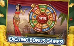 Jackpot Slots - Slot Machines by GREE INC screenshot 2/6