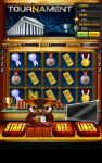 Tournament Slot machine screenshot 1/3