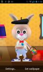 Bunny Rabbit Live Wallpaper screenshot 3/3