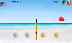 Ice Cream Beach Volleyball screenshot 1/3