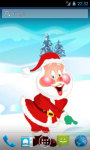 Celebrating Santa Live Wallpaper screenshot 1/5