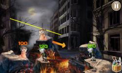 Worms VS Zombies screenshot 1/3