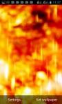 FIRE FLOATS LIVE WALLPAPER screenshot 1/3