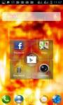 FIRE FLOATS LIVE WALLPAPER screenshot 2/3