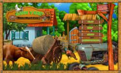 Free Hidden Object Games - Barn Yard screenshot 1/4