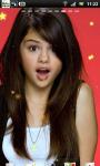 Selena Gomez Live Wallpaper 3 screenshot 1/3