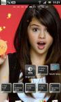 Selena Gomez Live Wallpaper 3 screenshot 2/3