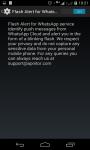 Flash Alert for WhatsApp screenshot 4/6
