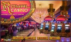 Free Hidden Object Games - Royal Casino screenshot 1/4