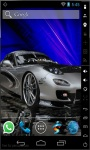 Stylish Turbo Car Live Wallpaper screenshot 1/2