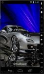 Stylish Turbo Car Live Wallpaper screenshot 2/2