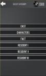 Quiz Resident Evil screenshot 2/6