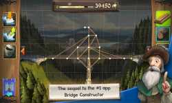 Bridge Constructor Medieval screenshot 2/5
