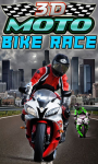 3D MOTO BIKE RACE screenshot 1/1
