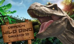 Deadly Wild Dino Simulator 3d screenshot 1/4