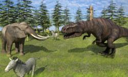 Deadly Wild Dino Simulator 3d screenshot 2/4