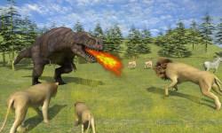 Deadly Wild Dino Simulator 3d screenshot 3/4