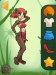 Panther Dress Up - Wild Animal Chics screenshot 4/4