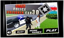 Crazy Police Prisoner Car 3D screenshot 1/5