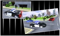 Crazy Police Prisoner Car 3D screenshot 2/5