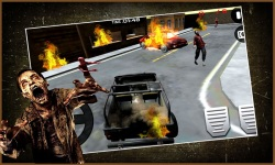 Zombie Killer Simulator 3D screenshot 3/5