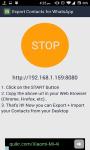 Export Whatsapp Contact screenshot 3/3